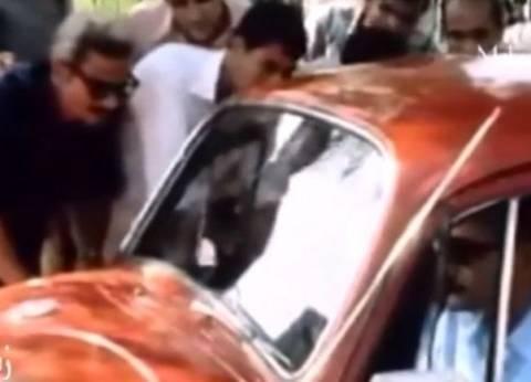 بالفيديو| من أرشيف النصر.. نشرة أخبار حرب أكتوبر من راديو «خنفسة»