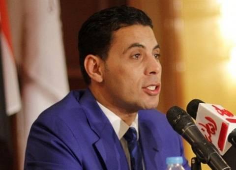 سعيد حساسين يطالب المجتمع الدولى بإسقاط نظام تميم
