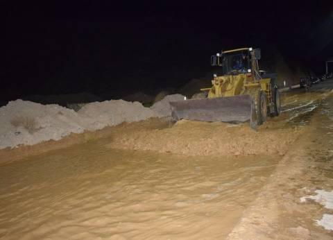وزير التنمية المحلية: الدولة تسعى للاستفادة من مياه الأمطار والسيول