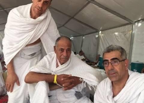 بعد فراق 17 عاما.. الحج يجمع شقيقين من غزة بوالدهما