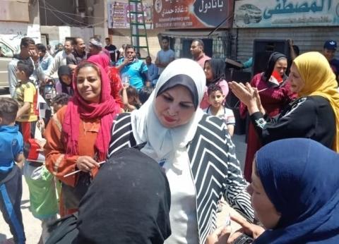 المجلس القومي للمرأة: 100 رائدة لحث الناخبات على الاستفتاء بالمنيا