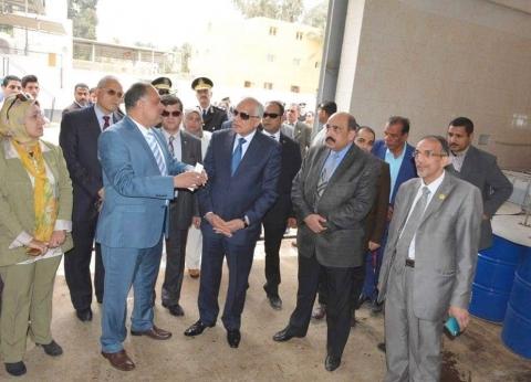 راشد: تجهيز 563 مركزا انتخابيا و1004 لجان فرعية للاستفتاء على الدستور