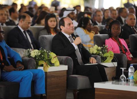 الحكومة تبدأ وضع آلية تنفيذ توصيات «ملتقى أسوان» لعرضها على الرئيس