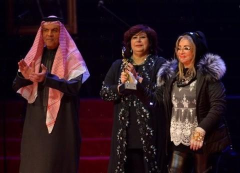 """""""شهيرة"""" عن مهرجان المسرح العربي: """"نتنمى أن يكونوا أكثر تقدما كل عام"""""""