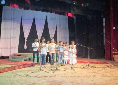 بالصور| ثقافة جنوب سيناء تحتفل بالذكرى الـ44 لنصر أكتوبر