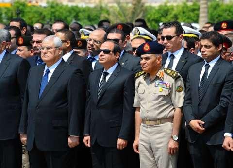 """خبراء عن إقامة جنازة عسكرية لضحايا """"البطرسية"""": تقدير من الدولة لهم"""