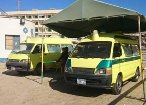 إنقاذ 22 حالة من الغرق وتسليم 277 طفلا تائها في مصيف رأس البر