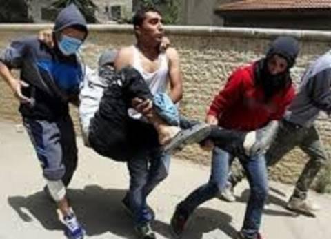 إصابة فلسطيني برصاص مجهولين غرب غزة