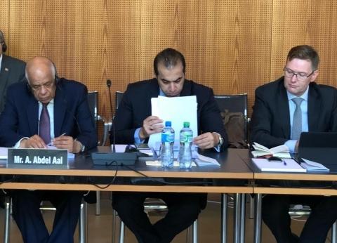 رئيس مجلس النواب يشارك في الاجتماع التشاوري للمجموعة العربية
