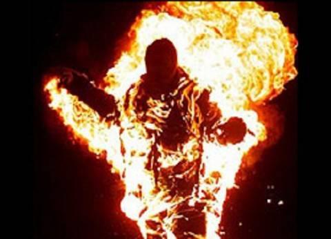 """مدير المباحث الجنائية: عجوز مصاب بـ""""الوسواس"""" أحرق نفسه أمام قسم قصر النيل"""