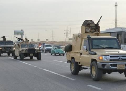 """خبير عسكري: بيانات القوات المسلحة عن """"سيناء 2018"""" هي """"سمة العهد"""""""