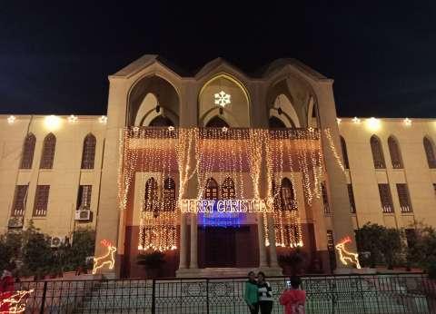 بدء قداسات عيد الميلاد بالكنائس الأرثوذكسية في المحافظات
