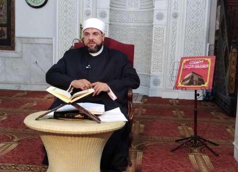 """وكيل """"أوقاف الإسكندرية"""": 6 آلاف دارس بـ""""المسجد الجامع"""" حتى الآن"""