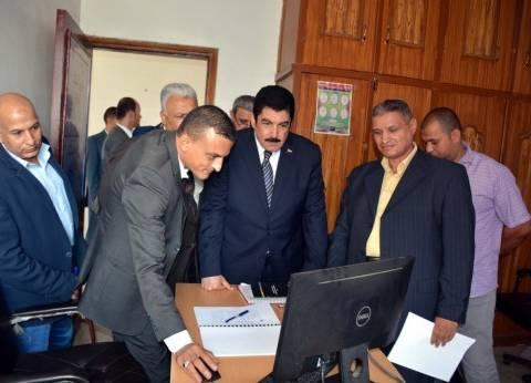 محافظ القليوبية لرؤساء المدن والأحياء: لست راضيا عن مستوى الخدمات