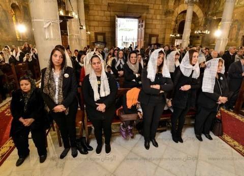 كاهن بمطرانية حلوان يكشف عن تفاصيل الهجوم على كنيسة مارمينا
