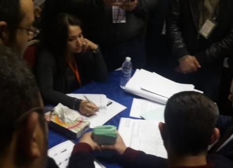 """بعد فرز لجنتين بانتخابات """"الصحفيين"""".. رشوان 166 صوتا ورشاد 85"""
