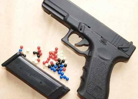 """""""صحة بورسعيد"""" تحذر من """"مسدسات الخرز"""" للأطفال بعد وقوع إصابات بالعين"""