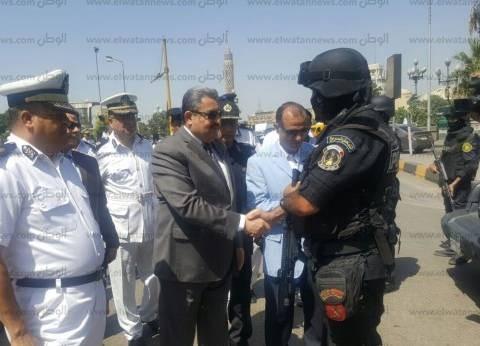 مدير أمن الجيزة يقود حملة لإعادة الانضباط لأكتوبر والشيخ زايد