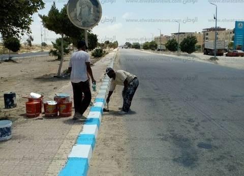 """بسبب الحوادث.. غلق طريق """"الضبعة - 6 أكتوبر"""" بمطروح حتى افتتاحه رسميا"""