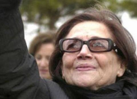 أيقونة الثورة الجزائرية جميلة بوحيرد تشارك مصر احتفالاتها بحرب أكتوبر