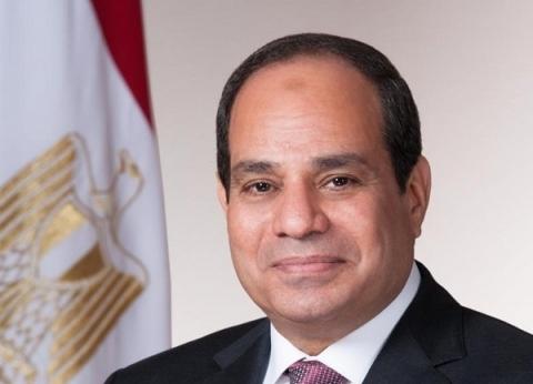 رئيس جامعة المنوفية يهنئ السيسي بافتتاح محور روض الفرج وكوبري تحيا مصر