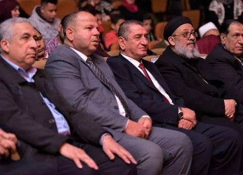 محافظ كفر الشيخ: ننتصر على الإرهاب.. ونحارب الفكر المتطرف بالثقافة