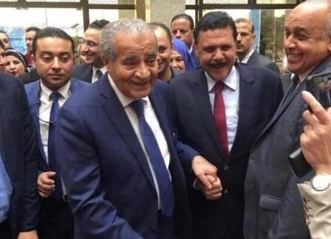 """وزير التموين يفتتح معرض """"أهلا رمضان"""" في الجيزة بتخفيضات 20%"""