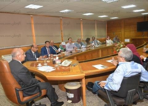 رئيس جامعة أسيوط: مستشفيات الجامعة تقدم خدمات صحية هي الأكبر بالصعيد