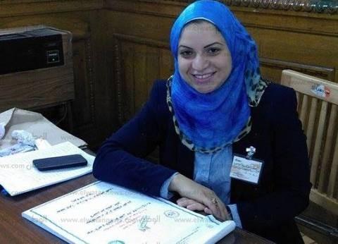 المستشارة بسمة عمر مروان: استقبلت قرينة الرئيس بحفاوة ولم أتحدث معها أثناء إدلائها بصوتها
