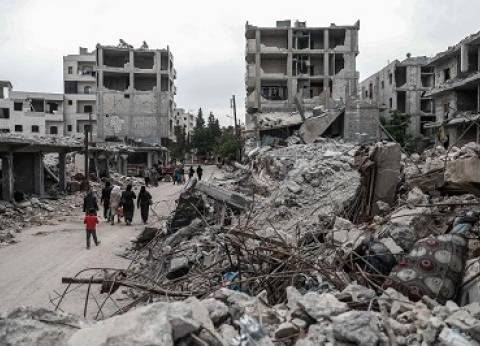 القائم بأعمال سفير مصر في سوريا: نقل أسرتين من الغوطة الشرقية
