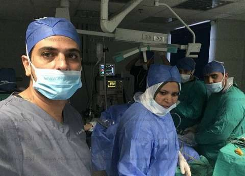 صحة الدقهلية: إجراء 11 عملية جراحية في قافلة طبية لمستشفى المطرية