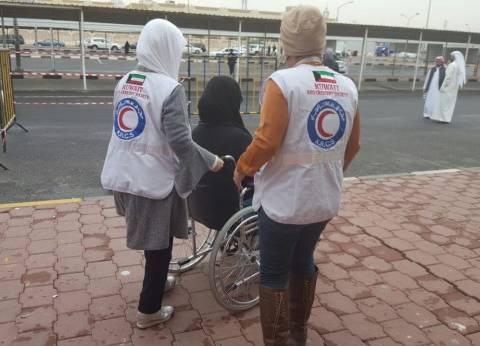 """قوافل """"زايد الخير"""" تبدأ مهامها التطوعية في القرى المصرية لعلاج الأطفال"""
