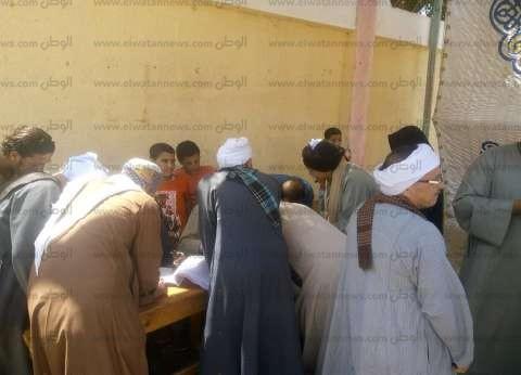 أهالي أسيوط يواصلون التصويت في ثاني أيام الاستفتاء
