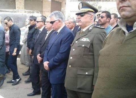 مدير أمن كفر الشيخ: نحتسب النقيب مصطفى بدوي شهيدا