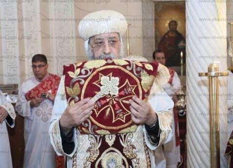 عاجل| مصدر: 8 شهداء بينهم 3 ضباط بتفجير كاتدرائية الإسكندرية حتى الآن