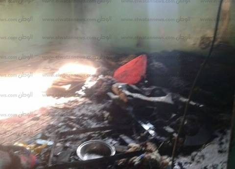 أمن الجيزة ينجح في إخماد حريق شب في شقة بمنطقة العمرانية