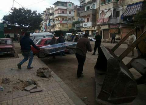 محافظ القاهرة يطالب رؤساء الأحياء بتكثيف حملات إزالة الاشغالات