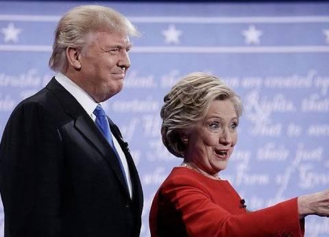 عاجل| كلينتون تفوز في ولايتي إلينوي ورود آيلاند
