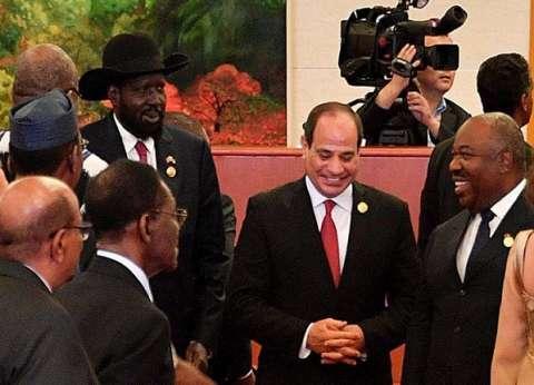 عاجل| السيسي يشارك في مائدة مستديرة بقمة منتدى الصين - إفريقيا