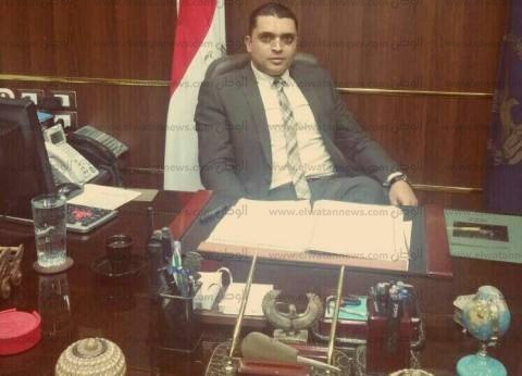 """""""الأشرف"""" مديرا لمكتب الرئاسة بمديرية أمن الغربية"""