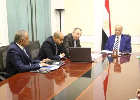 """محافظ القاهرة: هدفنا القضاء على فيروس """"سي"""" بالعاصمة"""