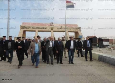 سفر 851 شخصا إلى ليبيا عبر منفذ السلوم البري