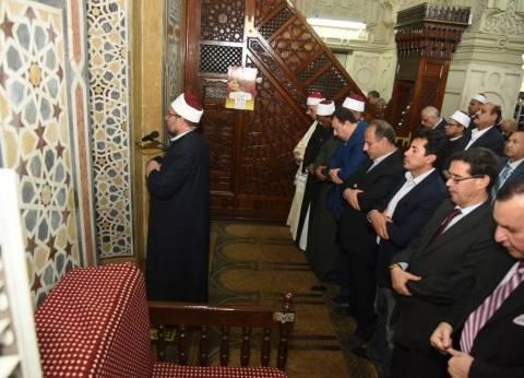 """""""الإفتاء"""" ترد على تساؤلات حول إمكانية صلاة الغائب على ضحايا """"محطة مصر"""""""