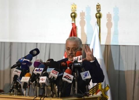 وزير التربية والتعليم أمام مجلس النواب خلال أيام