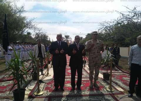 """محافظ شمال سيناء: 2500 فدان هدية من """"السيسي"""" للشباب بمناسبة 6 أكتوبر"""