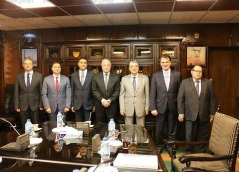 اجتماع موسع لبحث افتتاح محطة طاقة شمسية بقدرة 5 ميجاوات بشرم الشيخ