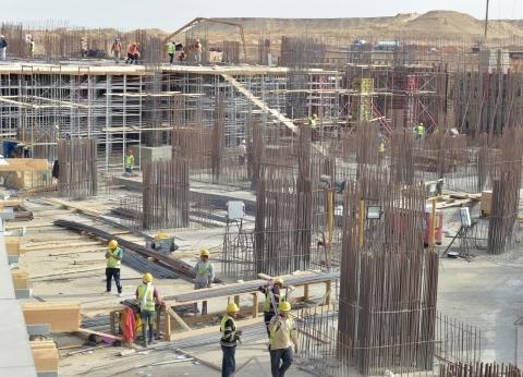"""""""العاصمة الإدارية"""": أجهزة وهيئات الدولة ستنقل للمقرات الجديدة عام 2020"""
