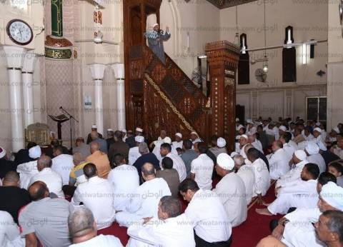 """""""أوقاف كفر الشيخ"""" تحذر من استخدام ساحات غير مرخصة لصلاة العيد"""