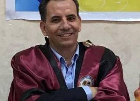 """أسامة حامد وكيلا لـ""""آداب بنها"""" لشؤون المجتمع وتنمية البيئة"""