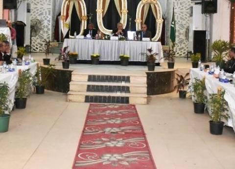 محافظ الشرقية يشدد على الانتهاء من إنشاء 3 مراكز شباب ببلبيس